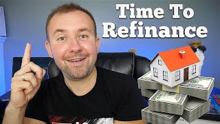 Is This The PERFECT Time To Refinance Your Home - 5 Awesome Benefits Of Refinancing