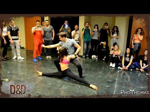 Simone & Serena II Congreso Daniel Y Desirée Bachatea