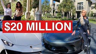 $20 MILLION DOLLAR LUXURY SHOOT