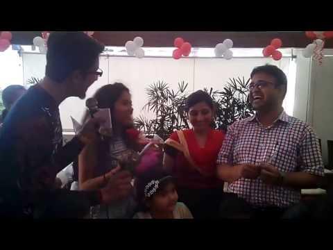 Hosting Wedding Anniversary for 'Patgaokar Couple) ????????