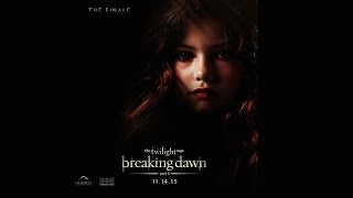 """Breaking Dawn Pt 3 – Jacob And Renesmee """"They've Got Something I Want"""""""