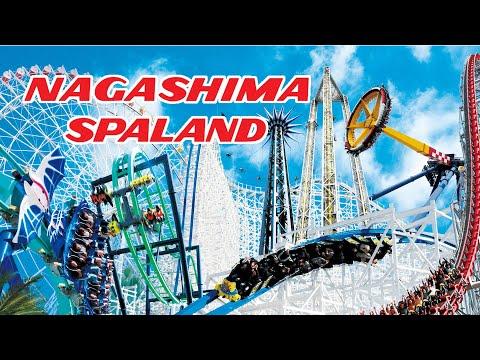 Visit Nagashima Spaland!! Welcome to Japan