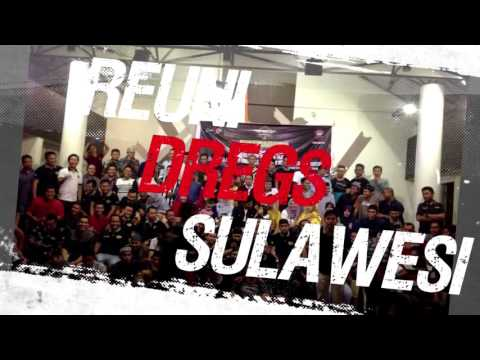 Video Undangan Reuni Dregs Sulawesi 1 Dekade