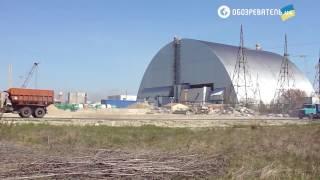 """Руководитель """"УкрЭнергоМонтаж"""" о работах на объекте """"Укрытие-2"""