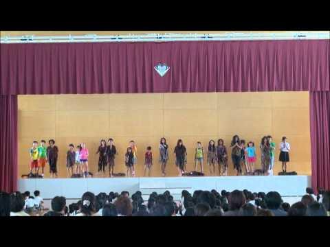 平和創作劇IPRAY(なぎさ公園小) 7月7日公演