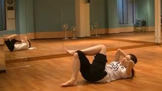 香音先生のダンスレッスン~筋トレ①~腹筋・腹斜筋~のサムネイル