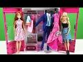 Download Video Barbie YENİ Gardırop oyuncak - Evcilik TV