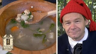 Pemmican - The Ultimate Survival Food - Episode 3 - 18th century cooking S5E4
