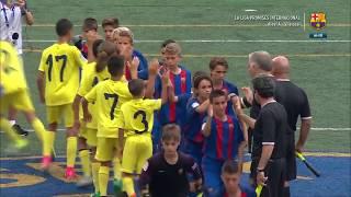 [ESP] FC Barcelona - Villarreal, 1-0 (LaLiga Promises NY)