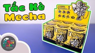 Tắc Kè Máy Mecha Chameleon, dòng art toy chất lừ từ đầu đến chân ToyStation 451