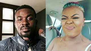 Nana Appiah Replies & w@rns Afia Schwar on calling MenzGold fake....