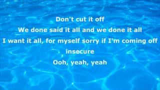 Jazmine Sullivan X Bryson Tiller   Insecure (VideoLyric)
