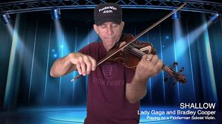Shallow (A Star is Born) - Lady Gaga & Bradley Cooper (Fiddlerman Violin Cover)