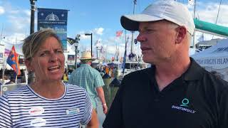 AC36: Terry Hutchinson – 'We have a huge responsibility to bridge the gap in American yachting&#