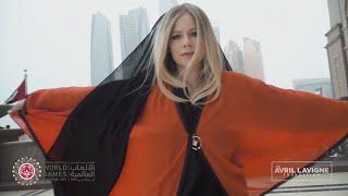 Avril Lavigne - Special Olympics in Abu Dhabi | BTS Vlog