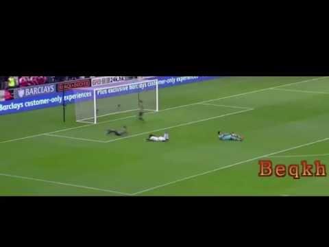 Hector Bellerin Amazing Speed And Tackle On Bafetimbi Gomis Swansea vs Arsenal 31.10.2015