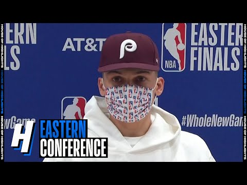 Tyler Herro Postgame Interview – Game 4 | Celtics vs Heat | September 23, 2020 NBA Playoffs