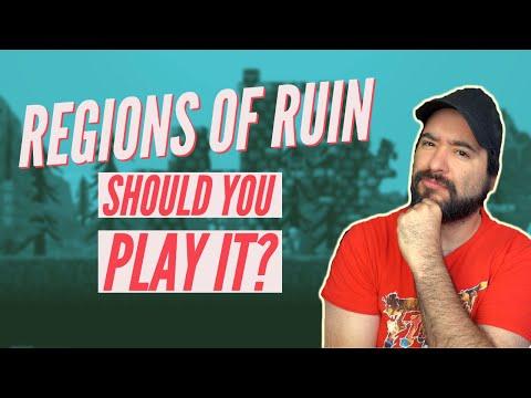 Regions of Ruin - Nintendo Switch - Is It Worth it?   8 Bit Eric