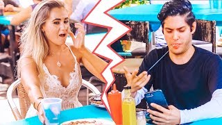 I Set my Sister up on the Worst Date Ever (PRANK) | CloeCouture