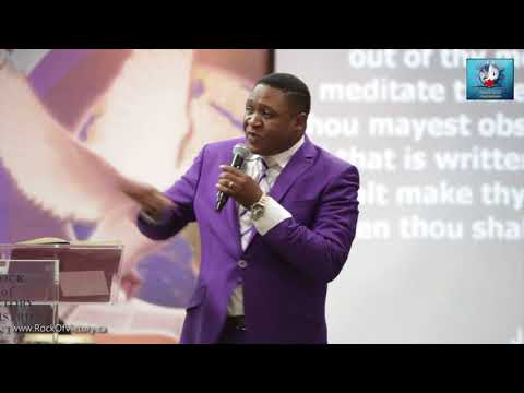 """Obedience to God"" with Pastor Paul Ogbonna"