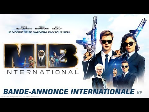 Men In Black International - Bande-annonce internationale - VF