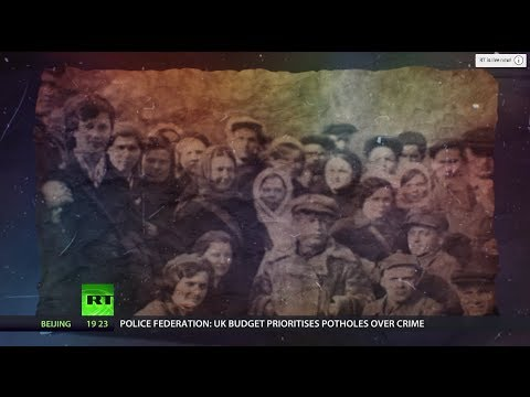 Faces of WWII: Archeologists find film revealing image of Soviet fighters