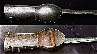 7 самых нелепых видов оружия в истории
