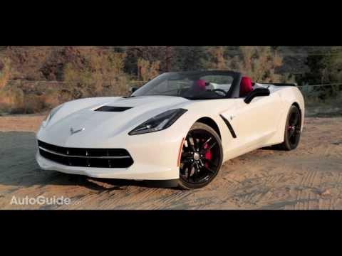 2014 Chevrolet Corvette Stingray Convertible Review
