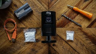 Ring Stick Up Cam Battery - FULL Review