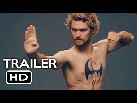 Iron Fist Trailer #1 - Season 1 (2017) Marvel Netflix TV Series HD
