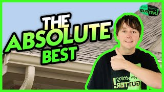 The BEST Gutter Guard Type - Everyone Must See!