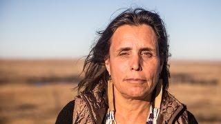 Legendary Native Activist Exposes DAPL Is a SHAM