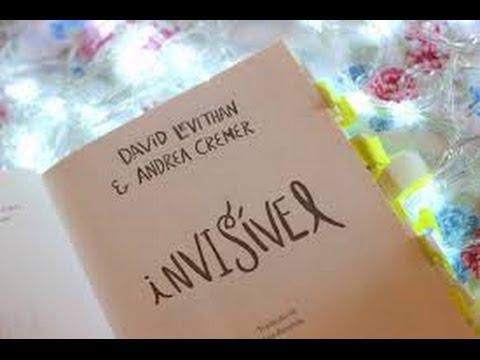 Resenha : Invis�vel - David Levithan
