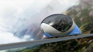Струнный Небесный Транспорт Юницкого  — прорывная технология ХХI века