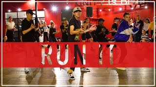 Run It - Chris Brown | Masterclass with Ian Eastwood