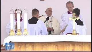 El Papa Francisco en Lituania, Letonia y Estonia