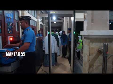 Informasi Haji Kloter 05 Embarkasi Aceh Tahun 2018