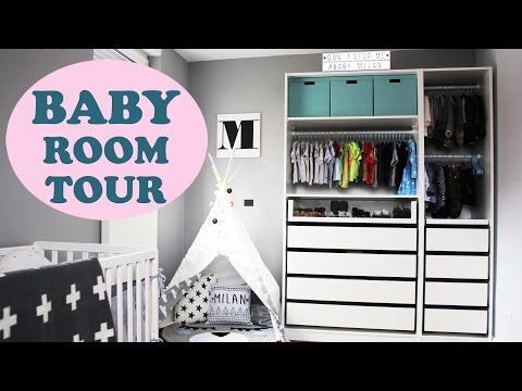 BABY ROOM TOUR
