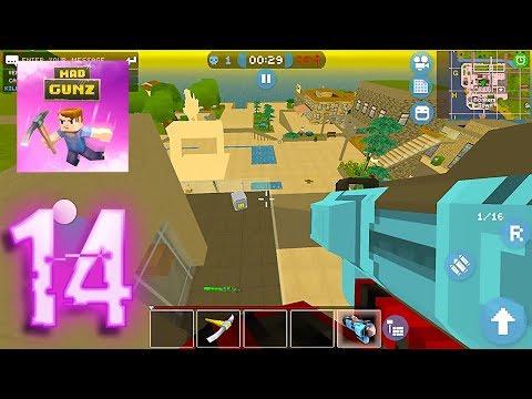 Mad GunZ - Gameplay Walkthrough Part 14 - (Android / IOS)