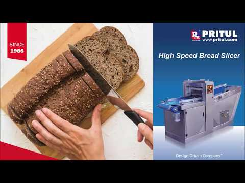 18 Inch SS High Speed Bread Slicer