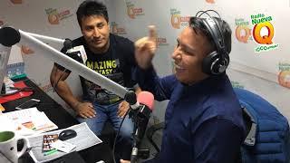 ¡Escucha los 'Chistes Saludos' de Edwin Sierra, Oscar Del Río y el cómico Danny!