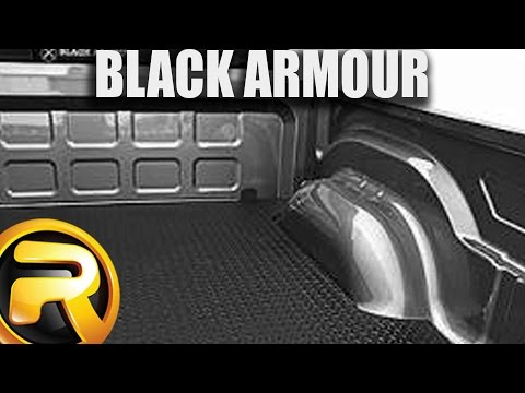 How to Install Black Armour Bed Mat and Tailgate Mat