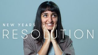 100 People Tell Us Their New Year's Resolution | Keep It 100 | Cut