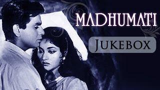 Madhumati (1958 )- All Songs Jukebox (HD)  - Dilip Kumar - Vyjayantimala - Mukesh - Lata Mangeshkar