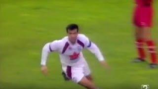 Albacete 4 - Burgos 0. Temp. 92/93. Jor. 7.