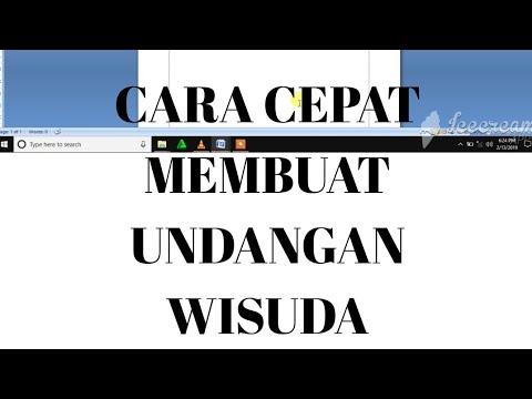 mp4 Desain Undangan Wisuda, download Desain Undangan Wisuda video klip Desain Undangan Wisuda