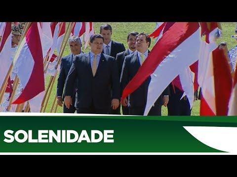 Solenidade marca início do ano legislativo - 03/02/20