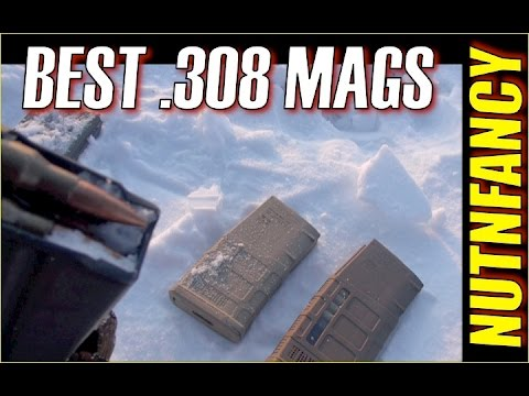 Best .308 Battle Mags: Cold WX Testing
