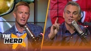 Joel Klatt on the most underrated CFB coaches, Talks Nick Saban and Baker Mayfield | CFB | THE HERD