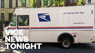 The Post Office Is the New Battleground for Trump's War on Mail-In Voting